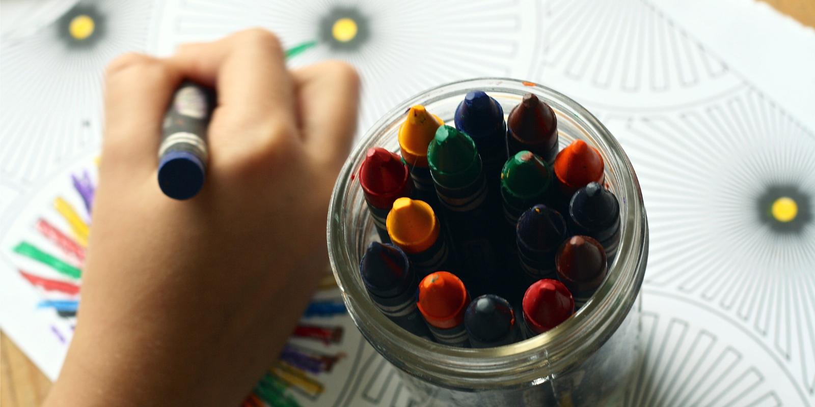 Life As A Coloring Book