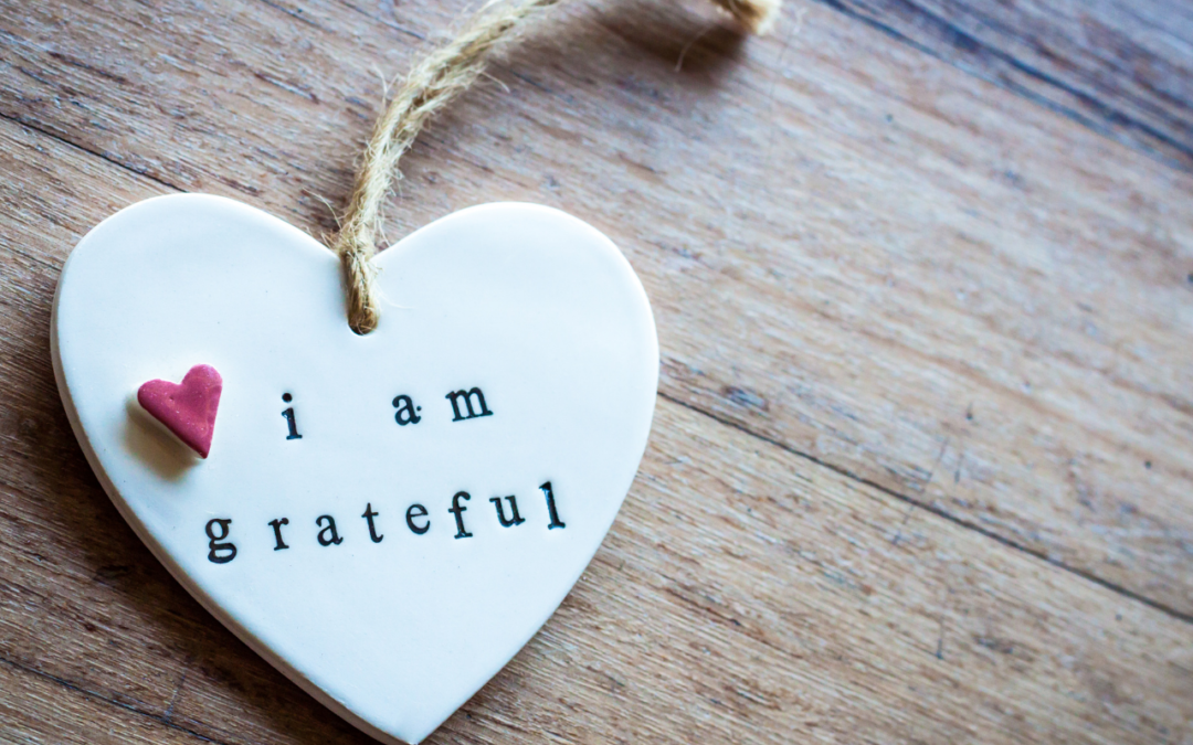 Morning Gratitude Exercise